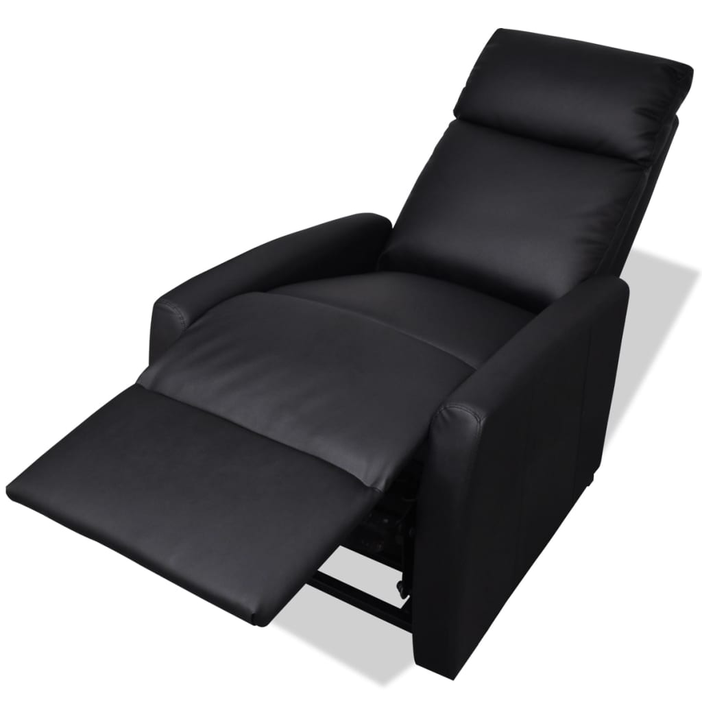 Electric Reclining Chair 2 Position Electric Tv Recliner Lift Chair Black Vidaxl