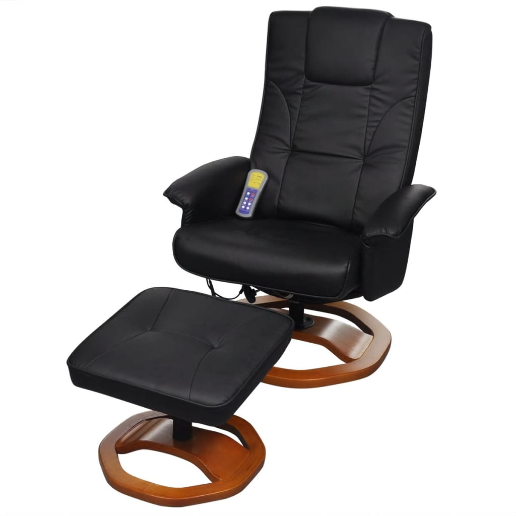 Chair Massagers Electric Recliner Wholebody Massage Chair Heated W