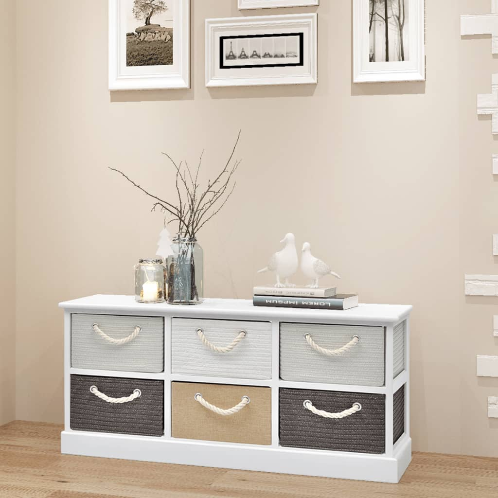 storage bench living room images of latest designs wooden with 6 drawers hallway drawer cabinet wood hall entryway chest free standing