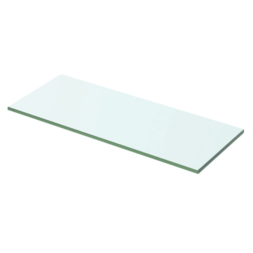 Wall Mounted Glass Shelf Panel Sheet Storage Shelving