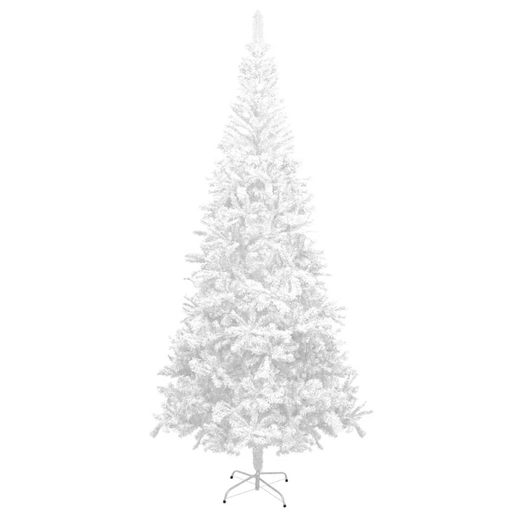 Nakupte vidaXL Umělý vánoční strom L 240 cm bílý online