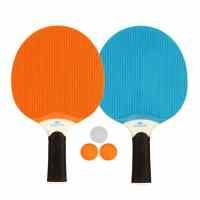 Get & Go Outdoor Table Tennis Set Blue/Orange/Light Grey ...