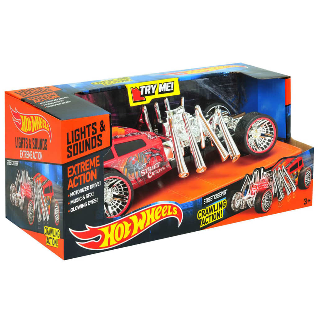 wheelchair hot wheels best event chair covers street creeper vehicle extreme action 90511