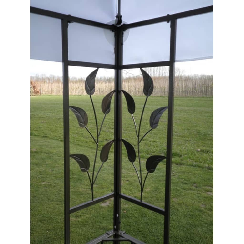 Outdoor Teppich 3x4 Meter Vidaxl Vidaxl Gazebo White 3x4 M Vidaxl Co Uk