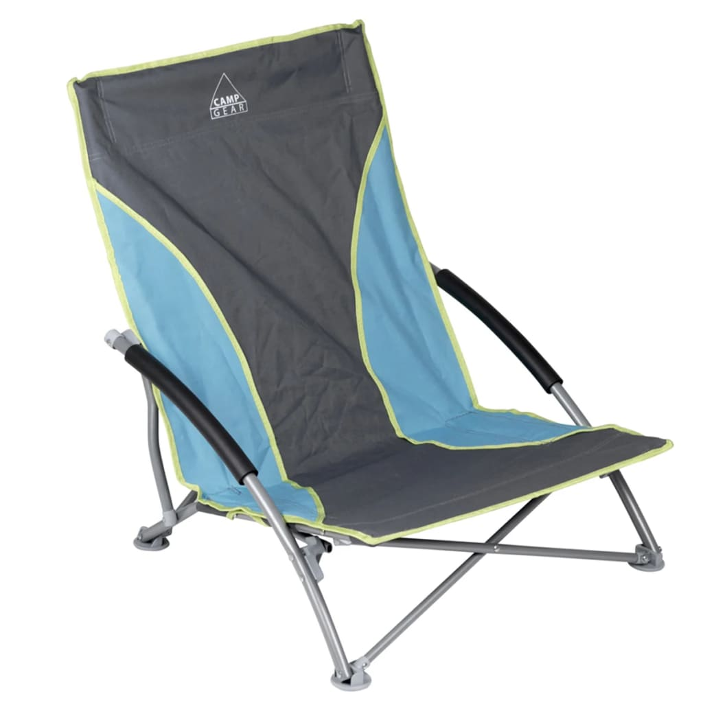 compact camp chair fritz hansen chairs gear beach blue and grey 1204781
