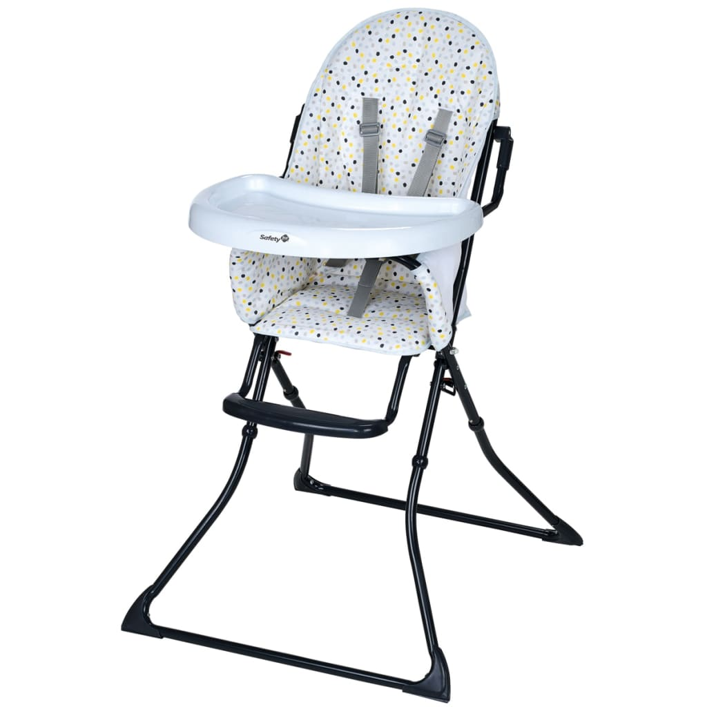 safety 1st high chair cover small reclining kanji grey patches 27739495 vidaxl