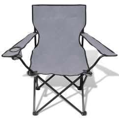 Folding Chair Set Lowes Outdoor Rocking 2 Pcs Camping Chairs With Bag
