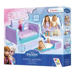 Frozen Flip Sofa Canada Chesterfield Leather Uk Disney 2 In 1 Inflatable Out 105x68x26 Cm