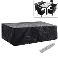 Square/Rectangular Furniture Cover Outdoor Patio Table ...