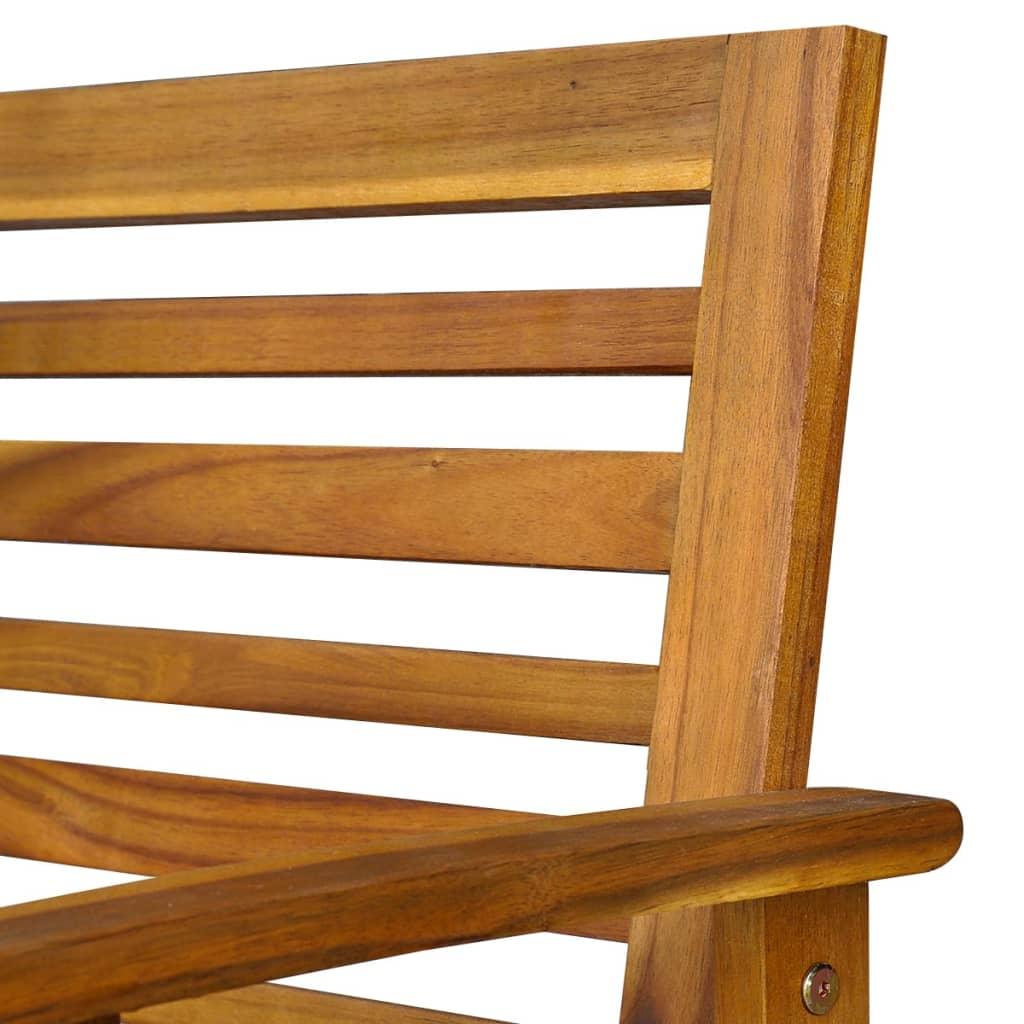 Articoli per vidaXL Set da giardino in legno di acacia 6