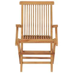 Outdoor Teak Chairs Office San Antonio Tx Vidaxl Garden 2 Pcs 55x60x89 Cm Co Uk
