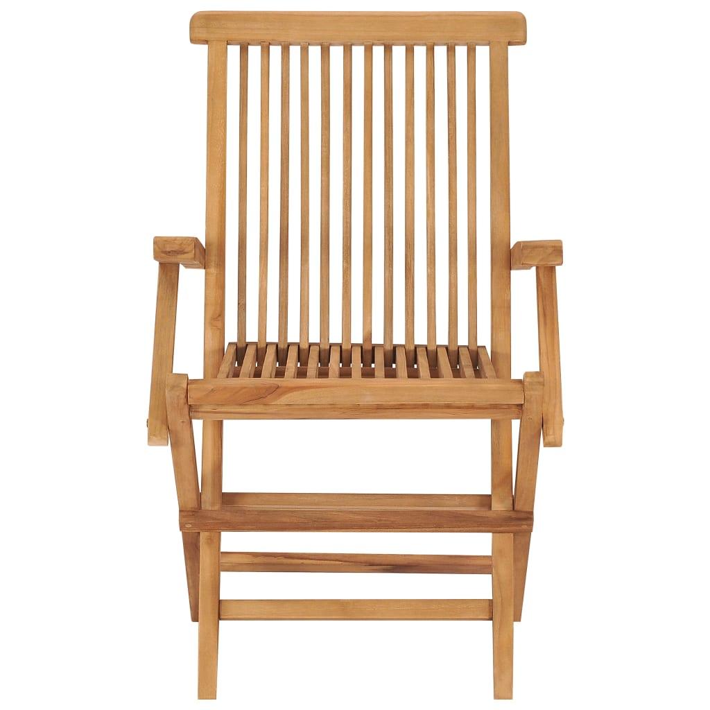 nursery chair australia hickory banquette vidaxl teak garden chairs 2 pcs 55x60x89 cm au