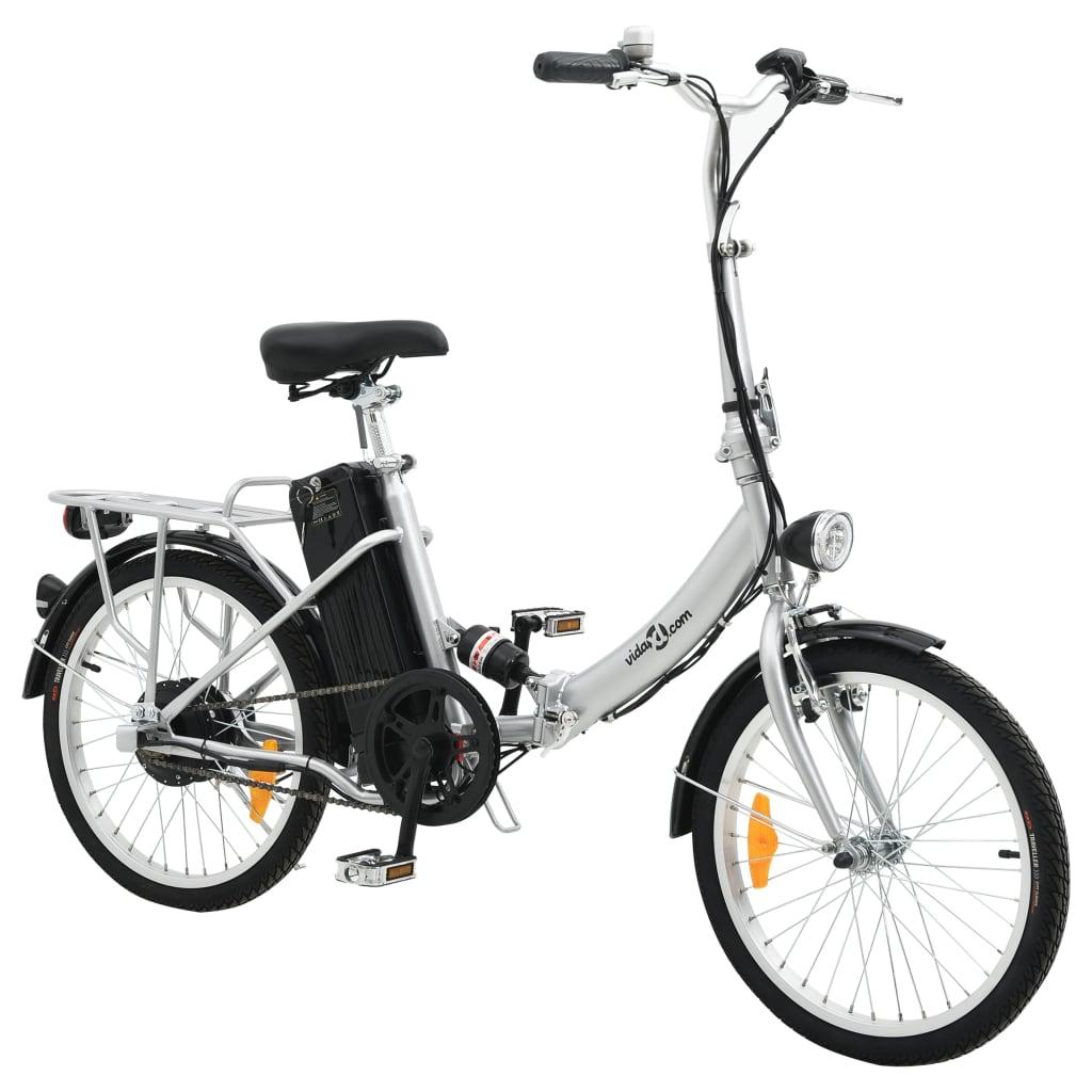 Elektrische fiets opvouwbaar met lithium-ion accu