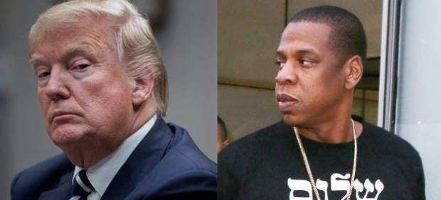 Trump Se Enzarza Con El Rapero Jayz Gracias A Mis