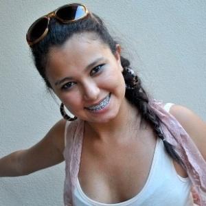 Aline Gabriela Barbosa Pérez, 15, conseguiu decisão favorável para se matricular em zootecnia na UFMS