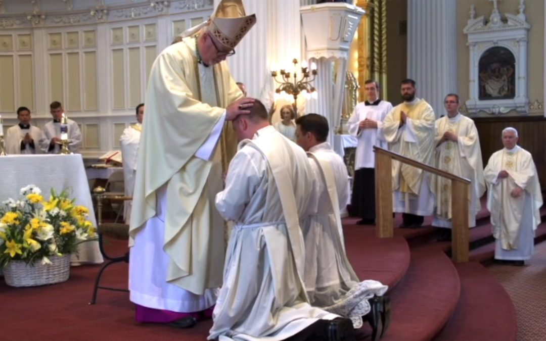 Catholic Ordinations 2021