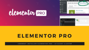 Installer Elementor Pro