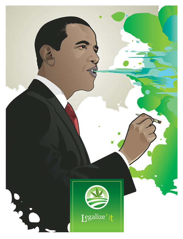 Obama'huana by rubenslp