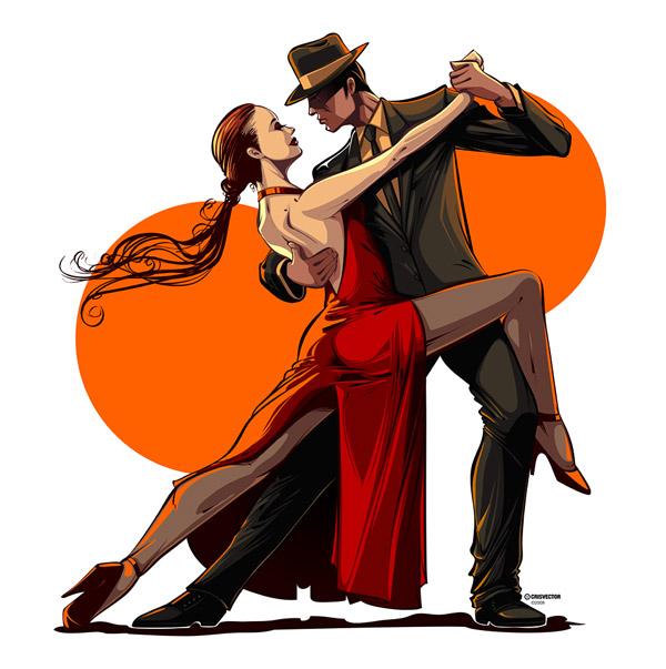 Tango by CrisVector