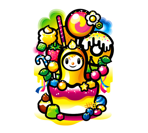 sweet magic by Gaku Imai