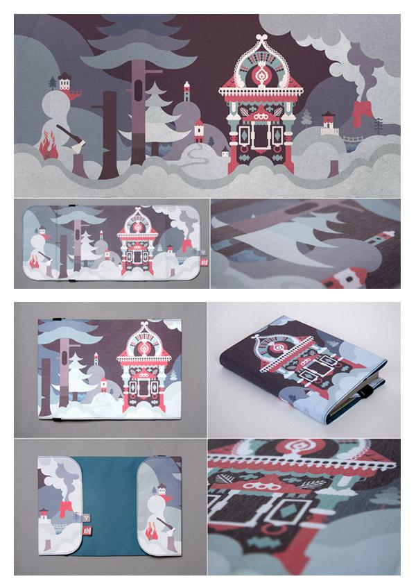 Book Covers by Egor Bashakov / Elay, Eika Dopludo, Dopludo Collective, ki dopludo