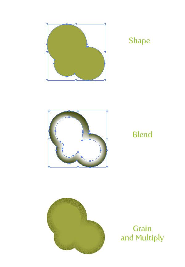 Blend Grain Color