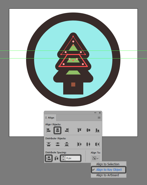 7-creating-and-positioning-the-main-shapes-for-the-christmas-trees-tip