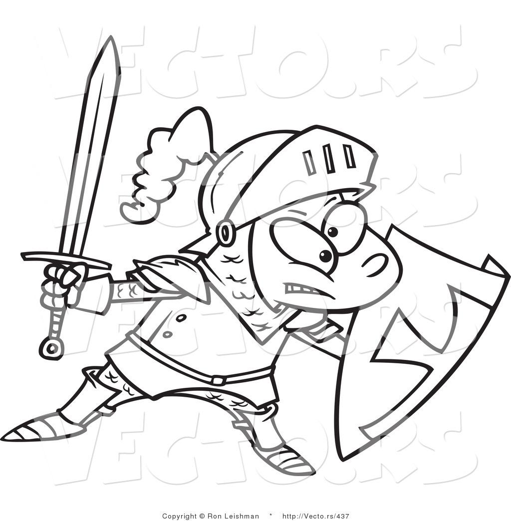 Free medieval helmet coloring pages