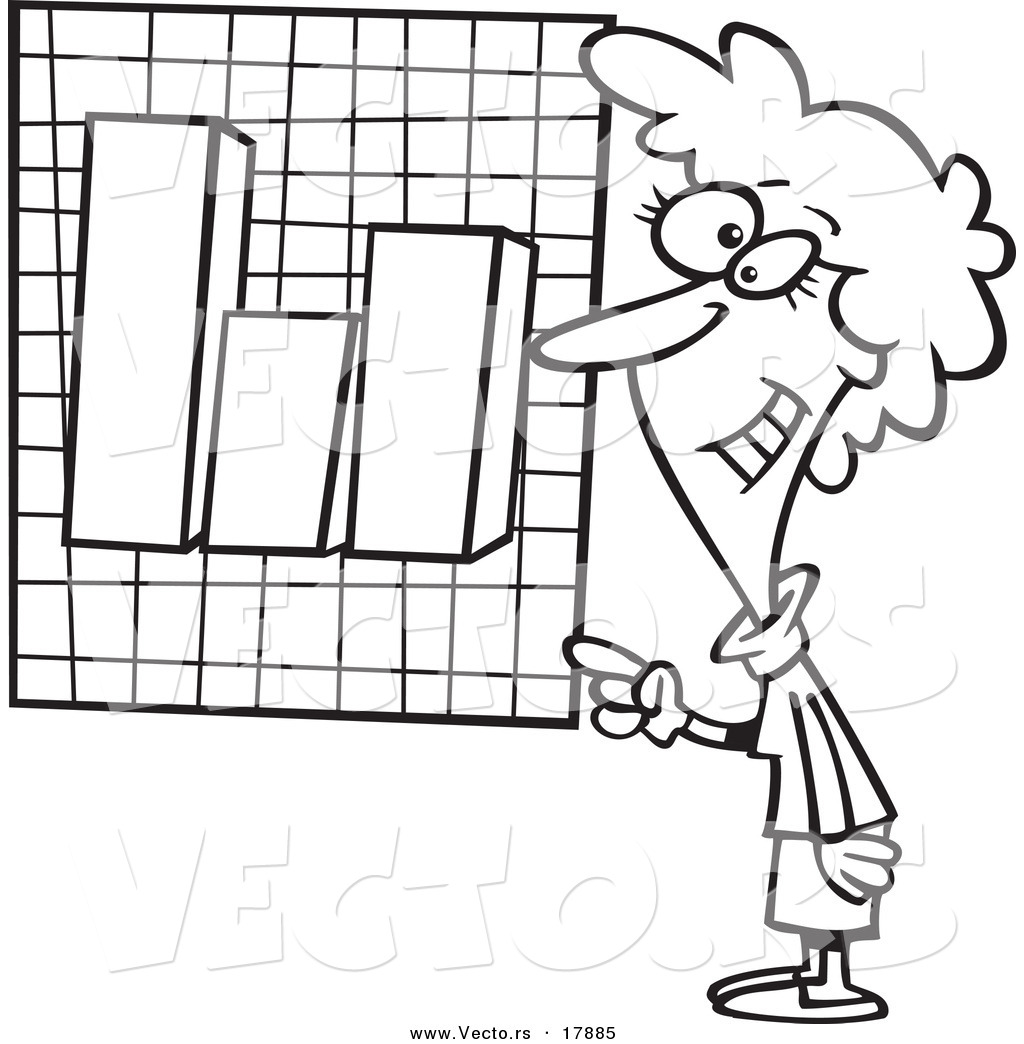 Graph Pages Coloring Pages