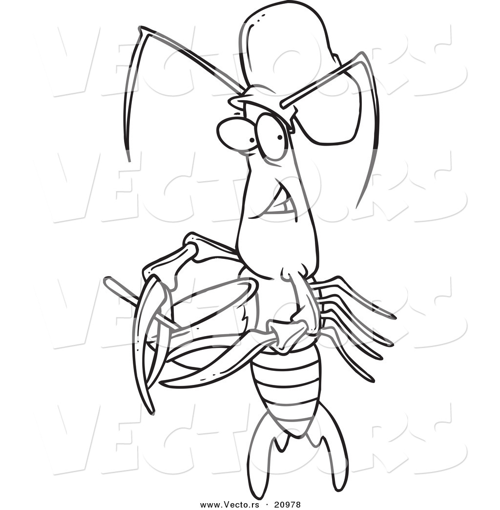 Louisiana Crawfish Pages Coloring Pages