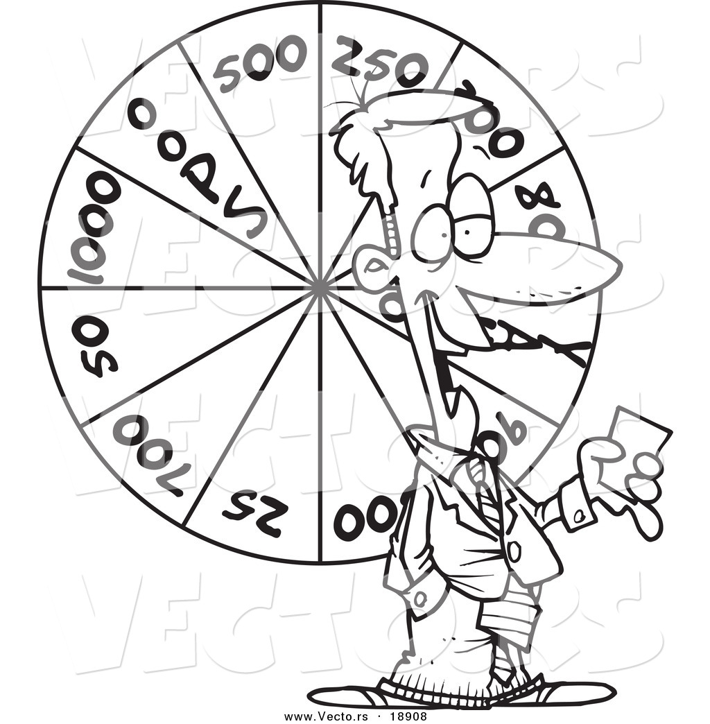 Game Show Coloring Pages Coloring Pages
