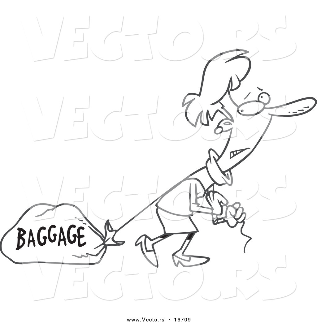 Royalty Free Baggage Stock Designs