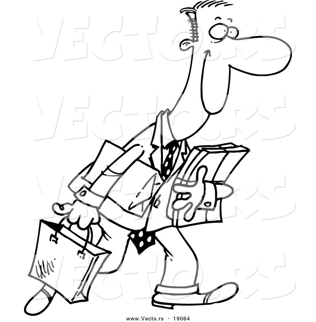 Mail Bag Coloring Page Coloring Pages