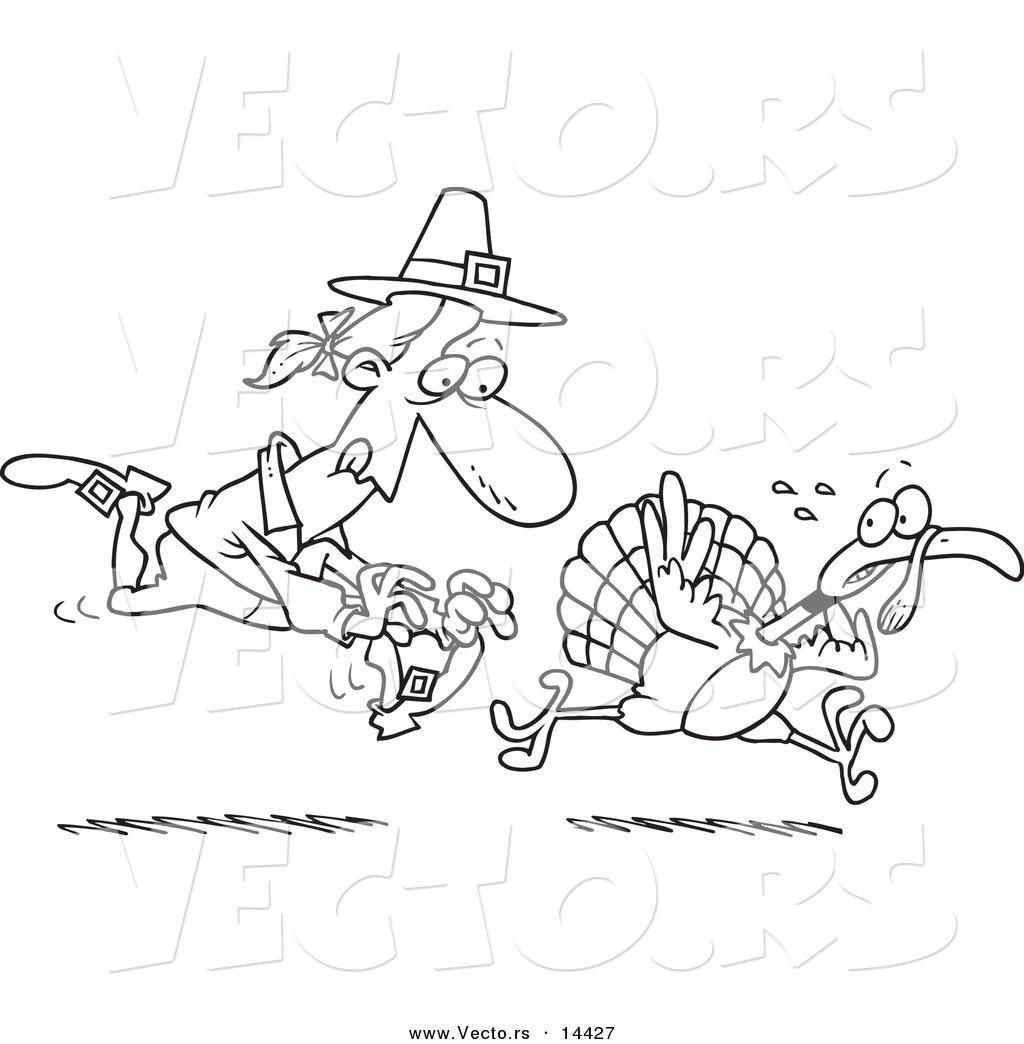 Cartoon Pilgrim Pictures