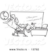 Royalty Free Stock Designs of Teachers