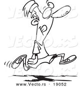 Royalty Free Jogging Stock Designs