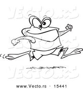 Royalty Free Jog Stock Designs