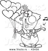 Royalty Free Singing Stock Vector Designs