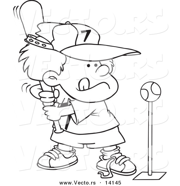 Baseball Storm Lefron Shower Sketch Coloring Page