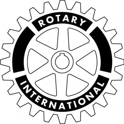 Free download of Rotary International logo Vector Logo