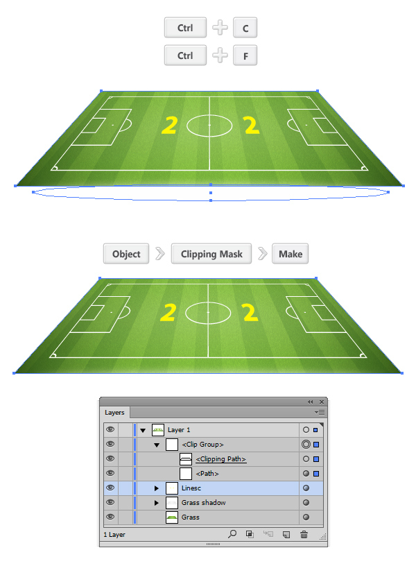 How to Draw a Football: 13 Steps (with Pictures) - wikiHow
