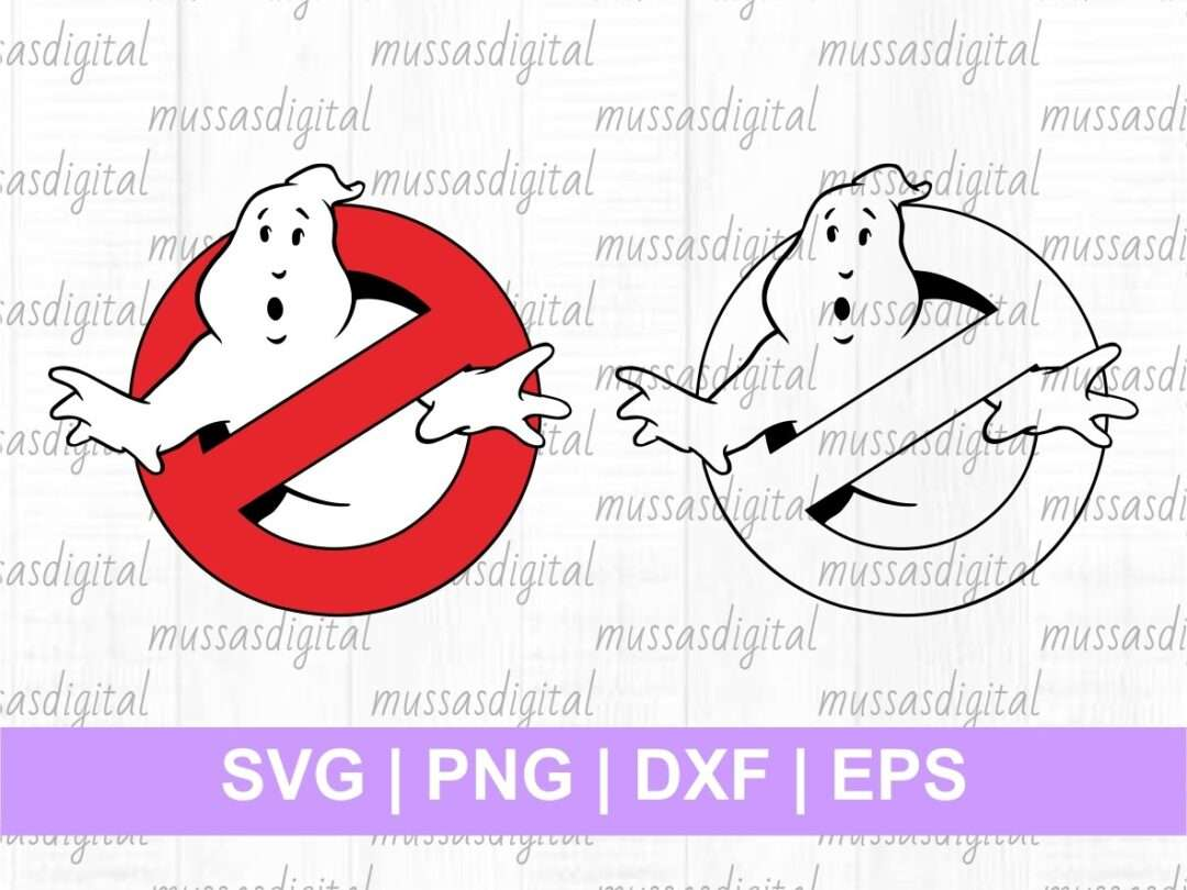 Ghostbusters Logo Svg Cut File Vectorency