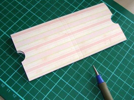 tea bag holder tutorial step 13