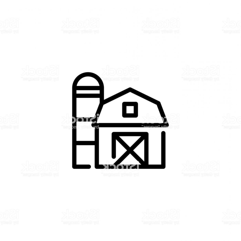 Farm House Vector At Vectorified
