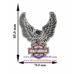 Harley Davidson Eagle Logo Vector At Vectorified Com Collection Of Harley Davidson Eagle Logo Vector Free For Personal Use