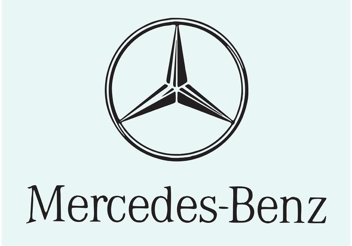 172 Mercedes benz vector images at Vectorified.com