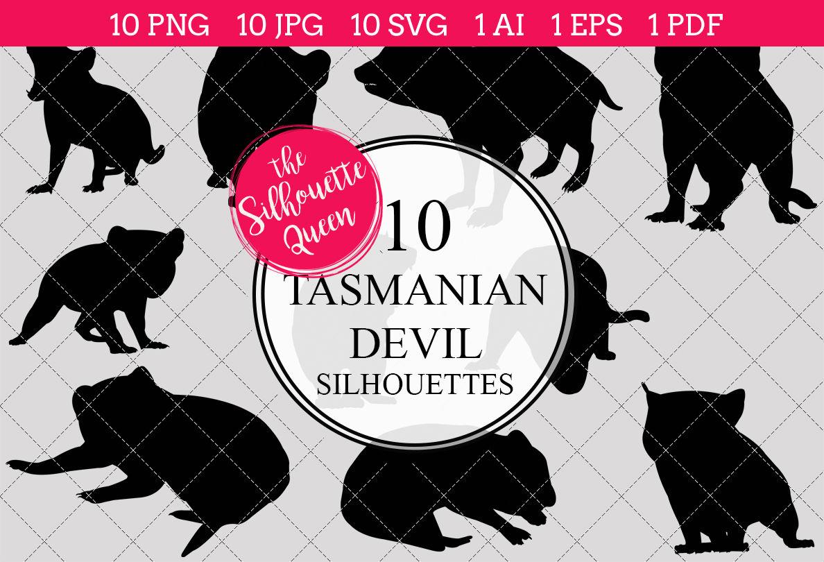 Tasmanian Devil Vector At Vectorified
