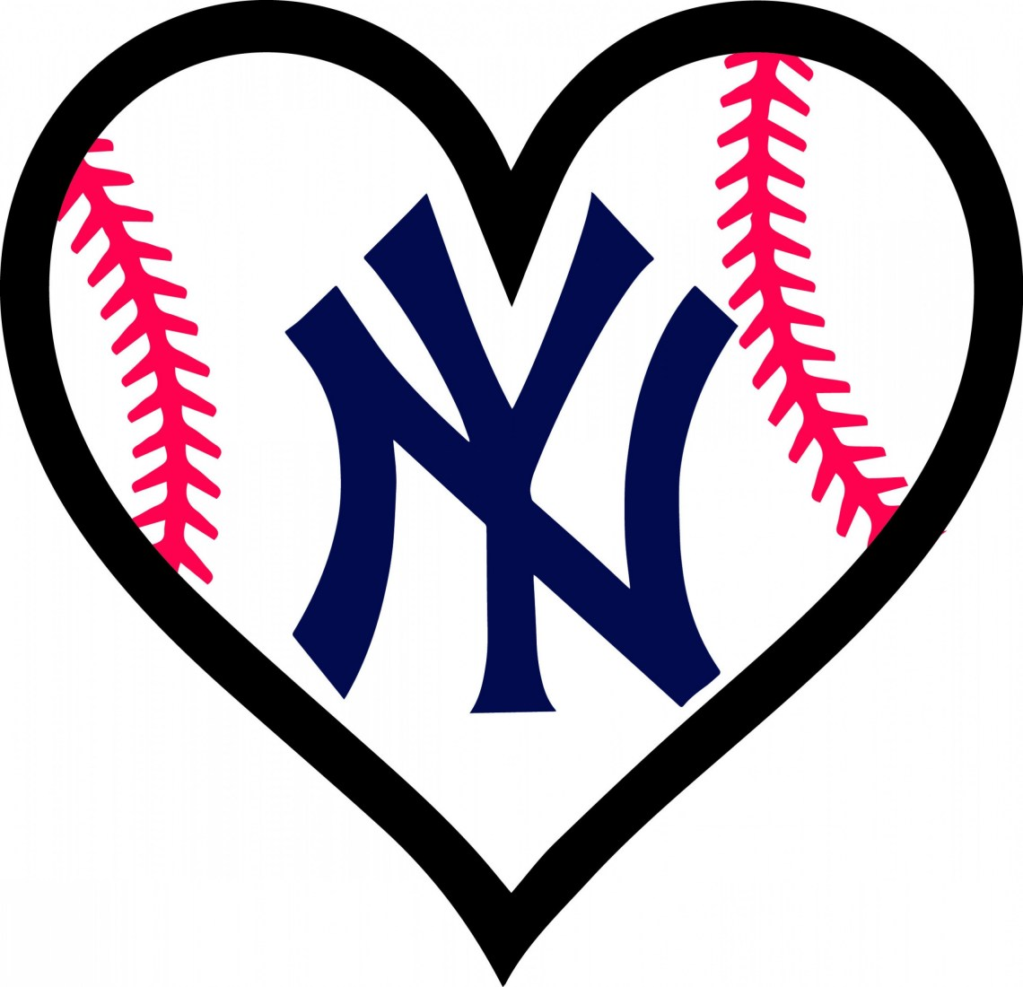 Download Yankees Logo Vector at Vectorified.com   Collection of ...