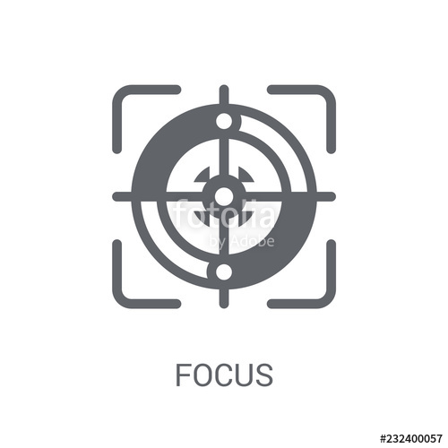214 Focus icon images at Vectorified.com
