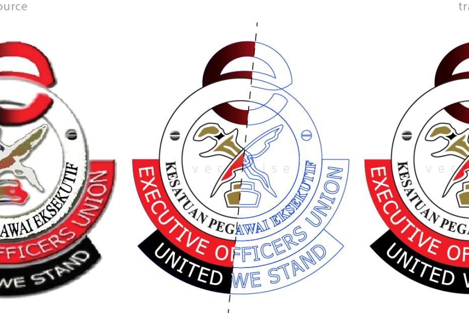 Logo Kesatuan Pegawai Eksekutif - KEPAK sample